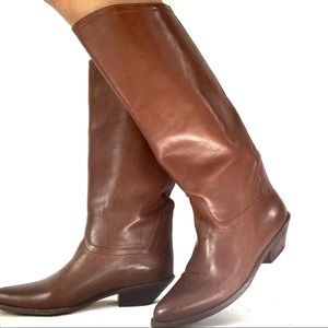 VTG   8   Sundance Brown Western Boots